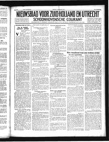 Schoonhovensche Courant 1941-08-08