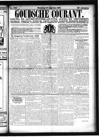 Goudsche Courant 1929-08-26