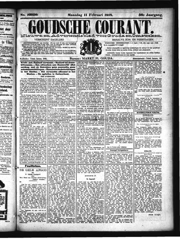 Goudsche Courant 1918-02-11