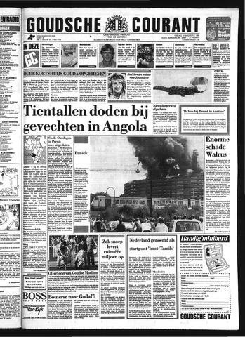 Goudsche Courant 1986-08-15