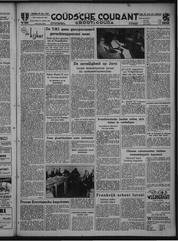 Goudsche Courant 1949-01-25