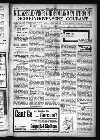 Schoonhovensche Courant 1928-04-06