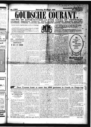 Goudsche Courant 1929-03-30