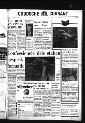 Goudsche Courant 1973-02-10