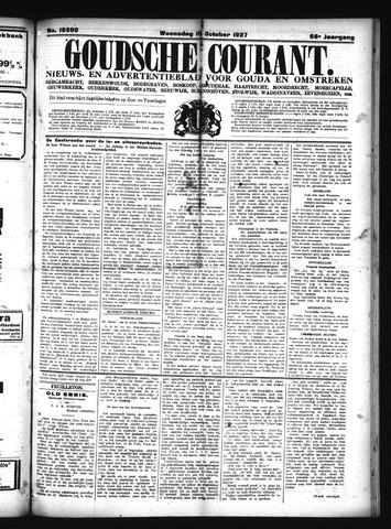 Goudsche Courant 1927-10-19