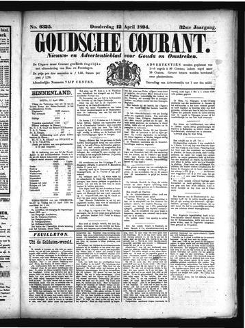Goudsche Courant 1894-04-12
