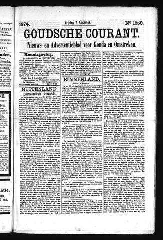 Goudsche Courant 1874-08-07
