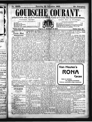 Goudsche Courant 1912-11-30