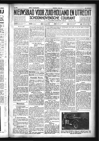 Schoonhovensche Courant 1933-05-01