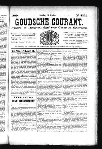 Goudsche Courant 1890-10-28