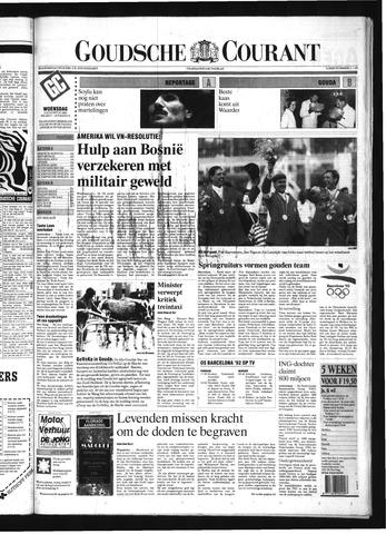 Goudsche Courant 1992-08-05