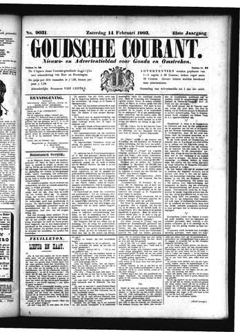 Goudsche Courant 1903-02-14