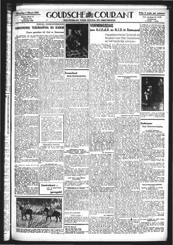 Goudsche Courant 1943-03-01