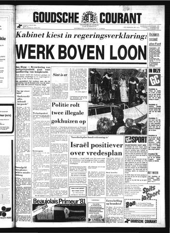 Goudsche Courant 1981-11-16
