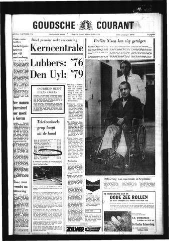 Goudsche Courant 1974-10-01