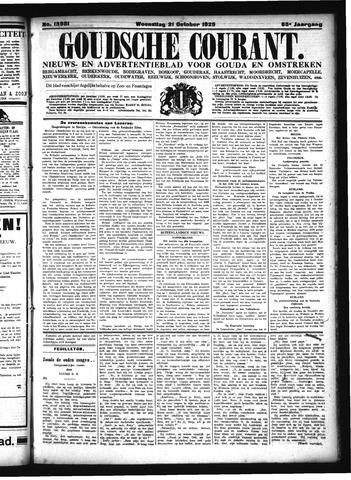 Goudsche Courant 1925-10-21