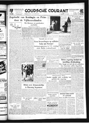 Goudsche Courant 1951-07-28