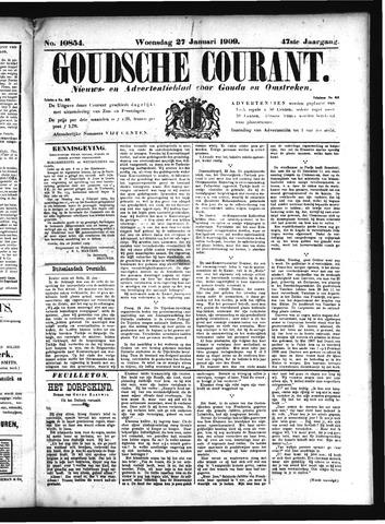 Goudsche Courant 1909-01-27
