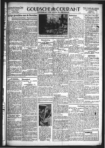 Goudsche Courant 1944-02-26