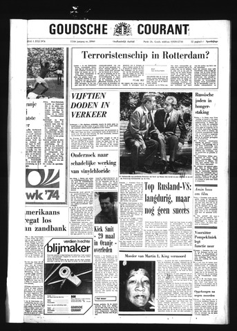 Goudsche Courant 1974-07-01