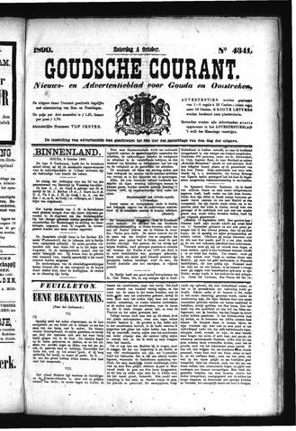 Goudsche Courant 1890-10-04