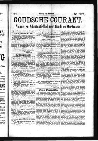 Goudsche Courant 1879-02-23