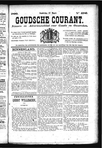 Goudsche Courant 1890-03-27