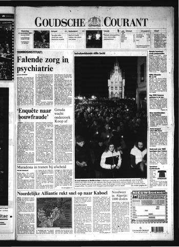 Goudsche Courant 2001-11-12