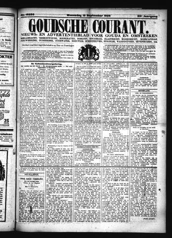 Goudsche Courant 1926-09-15
