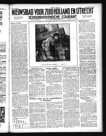 Schoonhovensche Courant 1948-03-26