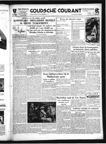 Goudsche Courant 1951-04-13