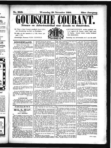 Goudsche Courant 1894-11-28