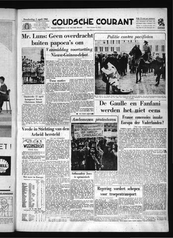 Goudsche Courant 1962-04-05