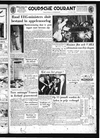 Goudsche Courant 1964-01-07