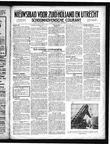 Schoonhovensche Courant 1948-04-12
