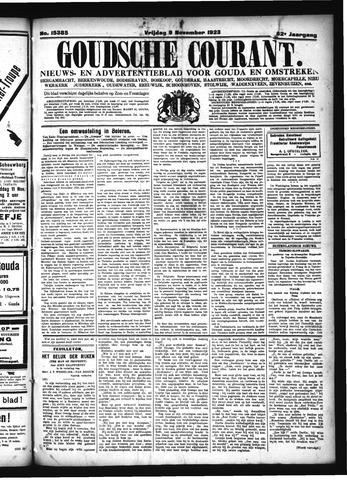 Goudsche Courant 1923-11-09