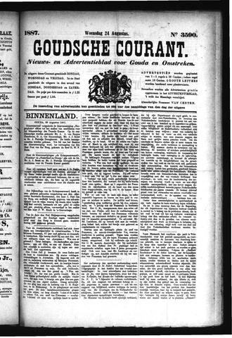 Goudsche Courant 1887-08-24