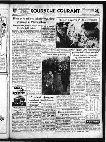 Goudsche Courant 1961-04-15