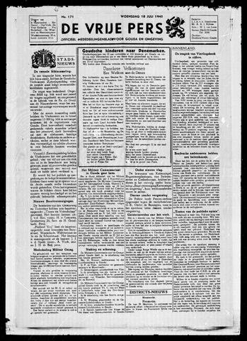 De Vrije Pers 1945-07-18