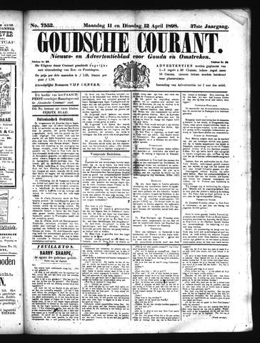 Goudsche Courant 1898-04-11