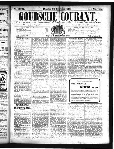 Goudsche Courant 1913-02-25