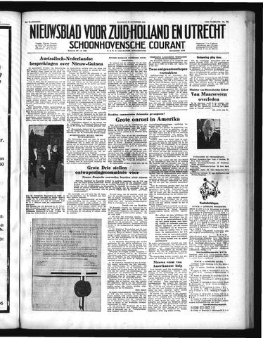 Schoonhovensche Courant 1951-11-19