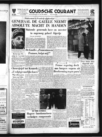 Goudsche Courant 1961-04-24