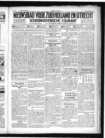 Schoonhovensche Courant 1937-06-07