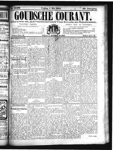 Goudsche Courant 1914-05-01