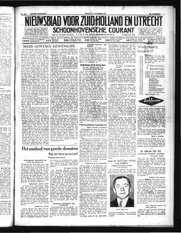 Schoonhovensche Courant 1939-11-17