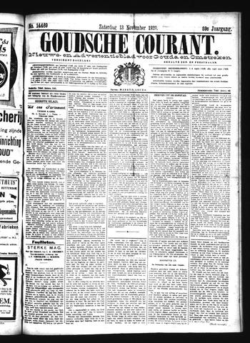 Goudsche Courant 1920-11-13