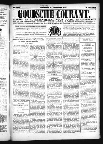 Goudsche Courant 1935-12-27