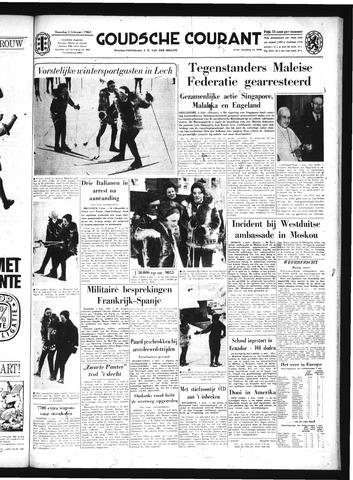 Goudsche Courant 1963-02-03