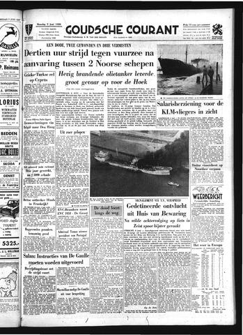 Goudsche Courant 1958-06-09